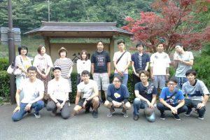 社員研修で大谷山荘を学ぶ